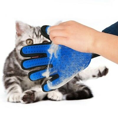 Glove For Cats Cat Grooming Pet Dog Hair Deshedding Brush Comb Glove For Pet Dog
