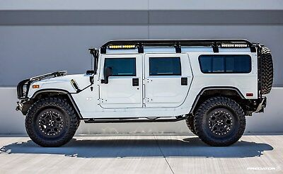 2006 Hummer H1 Predator Special Ops 2006 Hummer H1 Predator Special Ops Alpha Level III Build w/NIGHTVISION + RADAR
