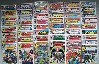 Marvel Comics G.I. Joe 1-150 and More, Original Owner, Great Condition!