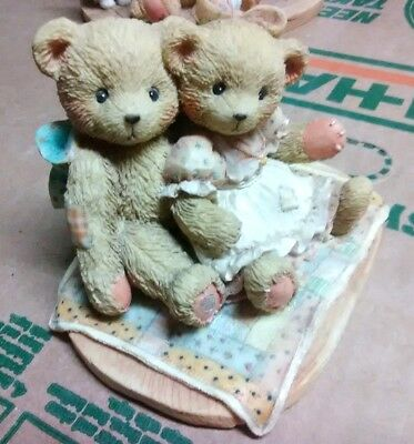 Cherished Teddies Nathaniel & Nellie