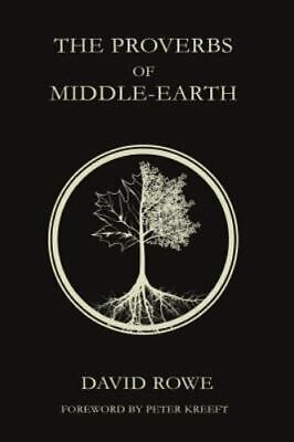 The Proverbs of Middle-Earth, Brand New, Free shipping in the US