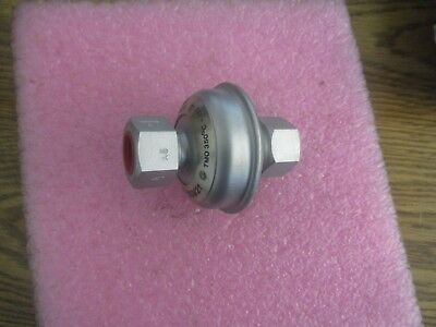 Spirax Sarco Model: SSM21. ½ NPT Thermostatic Trap. New Old Stock. No Box <