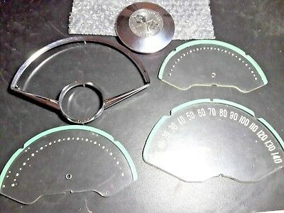 1955, 56 Chevrolet Corvette Original speedometer Dash Parts