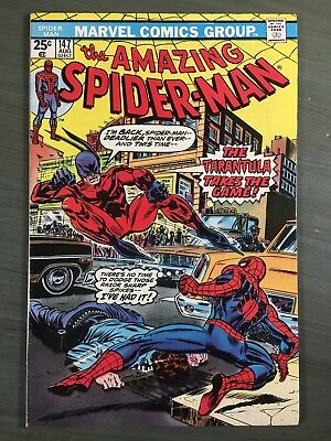 The Amazing Spider-Man #147 Mid/high Grade Bronze Age Marvel Comic