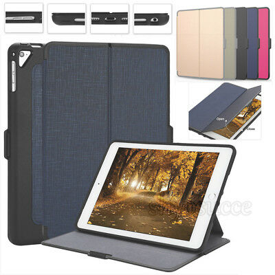 "For iPad 9.7"" 6th Generation 2018 Flip Shockproof Leather Case Smart Cover Stand"
