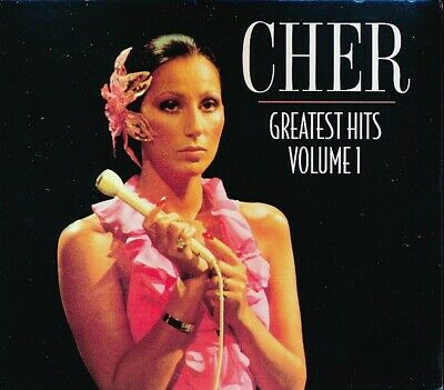 SEALED NEW CD Cher - Greatest Hits Volume 1 (Absolutely The Best Volume 1)