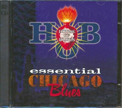 SEALED NEW CD Bo Diddley, Muddy Waters, Holwin' Wolf, Willie Dixon, Etc. - House
