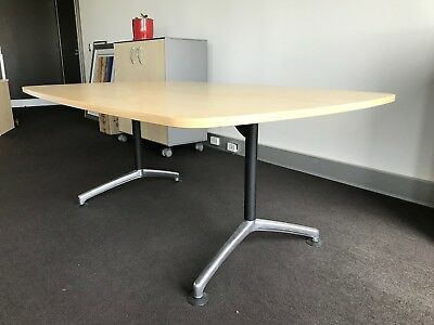 Timber Office Meeting table
