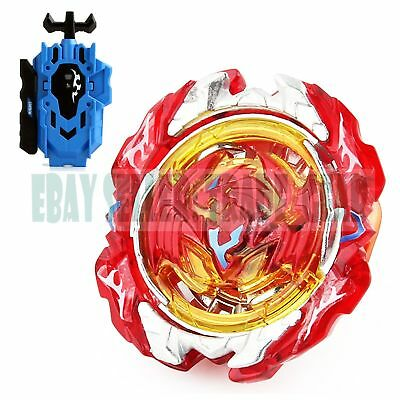 Revive Phoenix Beyblade BURST B-117+Blue String LR Launcher B-119 TOY