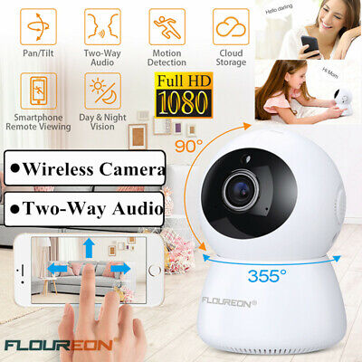 Wirless Digital Video Baby Monitor Camera Security Cam Night Vision Audio 2.4GHZ