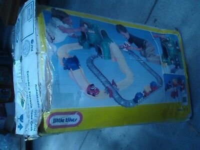 Little Tikes Road and Rail Play Set   with box