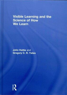 Visible Learning and the Science of How We Learn, Hardcover by Hattie, John; ...