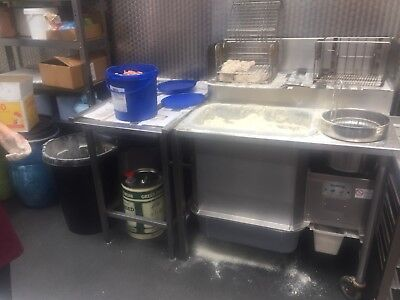 Catering (Chicken Shop Equipment)