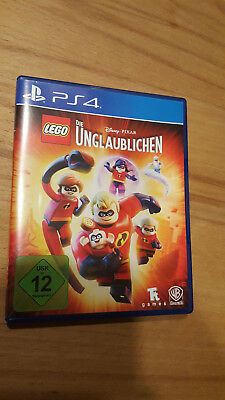 LEGO Disney PIXAR Die Unglaublichen the Incredibles Videogame PS4 Playstation 4