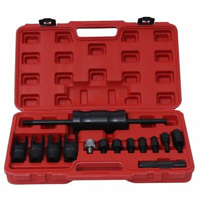 14XInjector Puller Extractor Kit Engine Service Tool Fuel Injector Puller Diesel