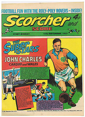 Buy Individual Scorcher Comics From years 1970/71/72/73 VGC+ see list
