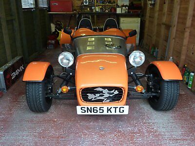 GBS ZERO Kit car registered 1-10-2015