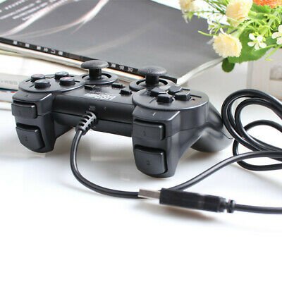 Wired USBGamepad Game Gaming Controller Joypad Joystick Control for PC BC