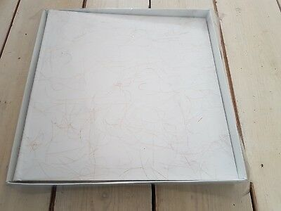 White Traditional Wedding Photo Album/Scrapbook/Guest Book Bound Quality Paper
