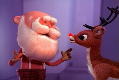 Personalized letter from SANTA Claus & RUDOLPH THE RED NOSED REINDEER gifts