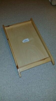 Pine Baby Changing Unit Cot Top