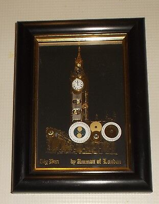 Vintage Craft Picture-BIG BEN by AMMON of London.