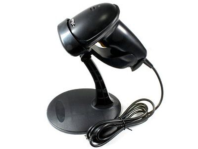 USB Automatic Barcode Scanner Reader w/ Adjustable Stand