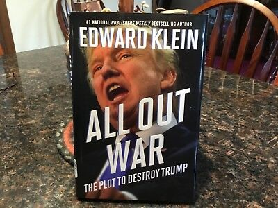 all out war the plot to destroy trump