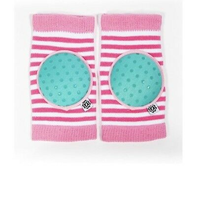 HAPPY KNEES Baby Knee Pads Girls by  Bella Tunno