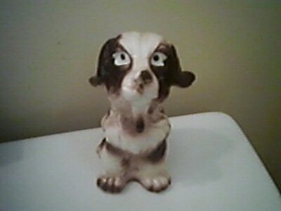 Brittany? Spaniel Dog Planter Japan