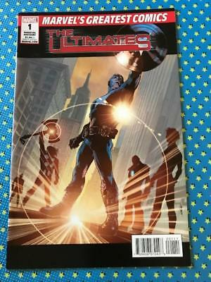 The Ultimates #1 NM