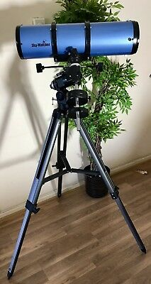 Skywatcher Telescope 150mm X 750mm. Bundled With Lenses, Finder Scope & Mount