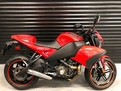 2010 Buell 1125 CR 146hp Rare Naked Model *Free Delivery*