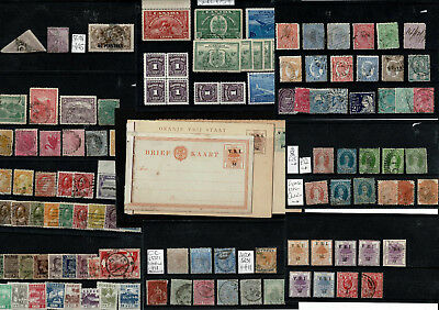 #782 CW early misc collection on 9+3 cards c£a lot
