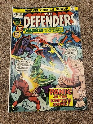 Defenders #15 by Marvel Comics Not Graded