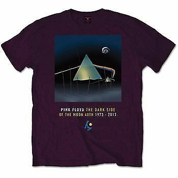 Pink Floyd Dark Side Of The Moon 40th Anniversary T-Shirt