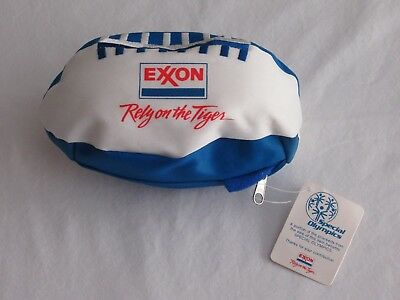 Exxon Rely On The Tiger Reversible Stuffed Anima Football Plush Special Olympics