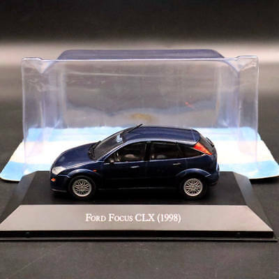 1:43 IXO Altaya Ford Focus CLX 1998 Diecast Models Limited Edition Collection