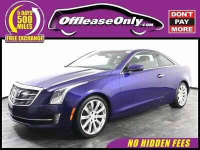 2015 ATS 2.0L Coupe Performance RWD