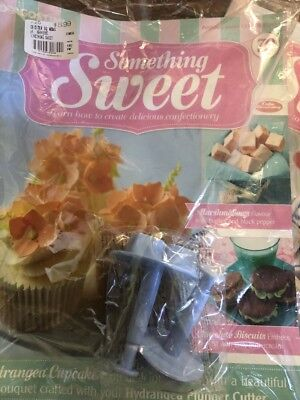 'SOMETHING SWEET' Learn How To Create Delicious Confectionery BULK LOT NEW.