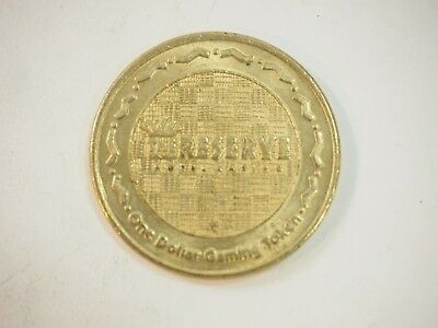 Vintage The Reserve Hotel & Casino Henderson $1 Gambling Token excellent