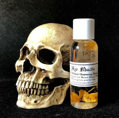 ESOTERIC OIL RITUAL ☆ GARLIC - AJO MACHO ☆ 30 ml SPELL WICCA WITCHES  Spell Wicc