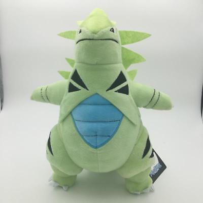 Pokemon Center Plushies Tyranitar Stuffed Plush Doll Figure Toy 12 inch Gift