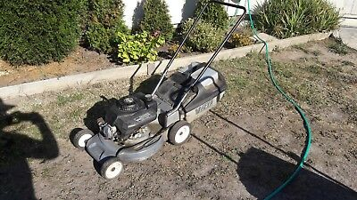 "Victa V40 lawn mower 18"" alloy body, 4 HP  4 stroke engine, serviced"