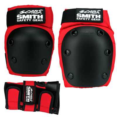 Smith Scabs Adult Tri Pack Red