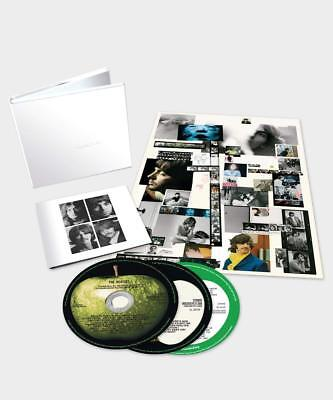 The Beatles The White Album 3 CD Audio CD Capitol Rock NEW FREE SHIPPING