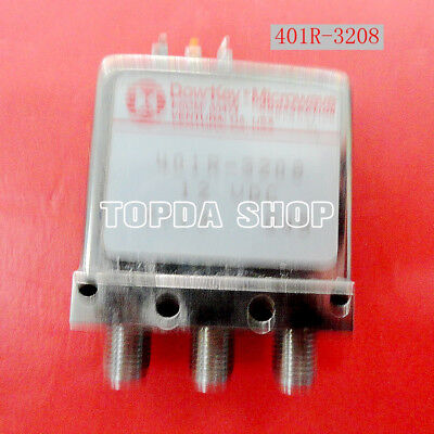 1PC Dow-key 545-5208 12V 18GHz one point four RF coaxial switch#ZH
