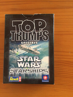Spielkarten Star Wars Starships-Top Trumps Specials