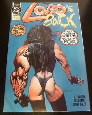 DC Comics LOBO'S BACK Issue #2