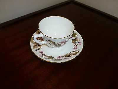 vintage royal fenton cup and saucer